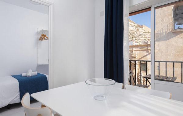 Apartamentos Santa María 2 dormitorios – 40m2