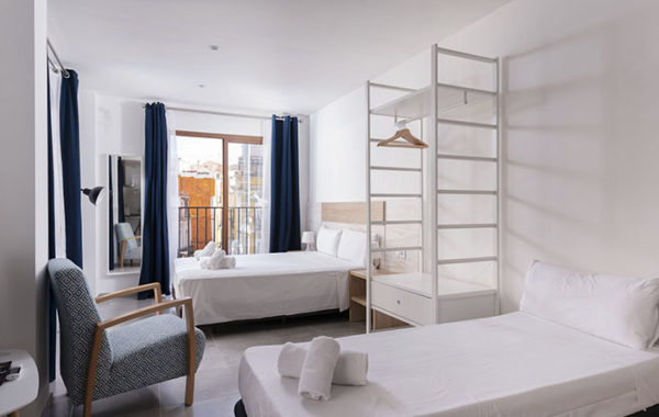 Apartamento Quijano tipo loft – 50m2