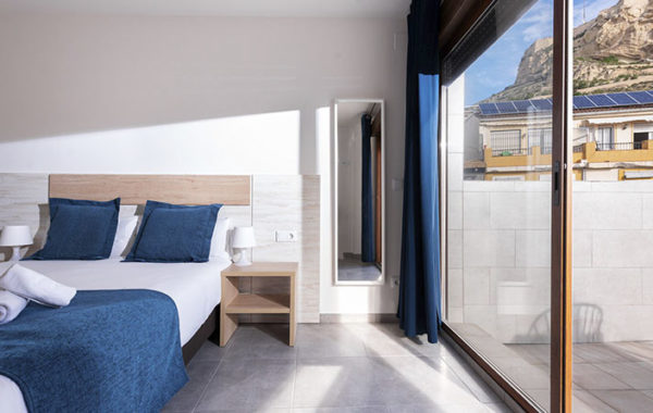 Apartamento Quijano duplex + terraza- 45m2